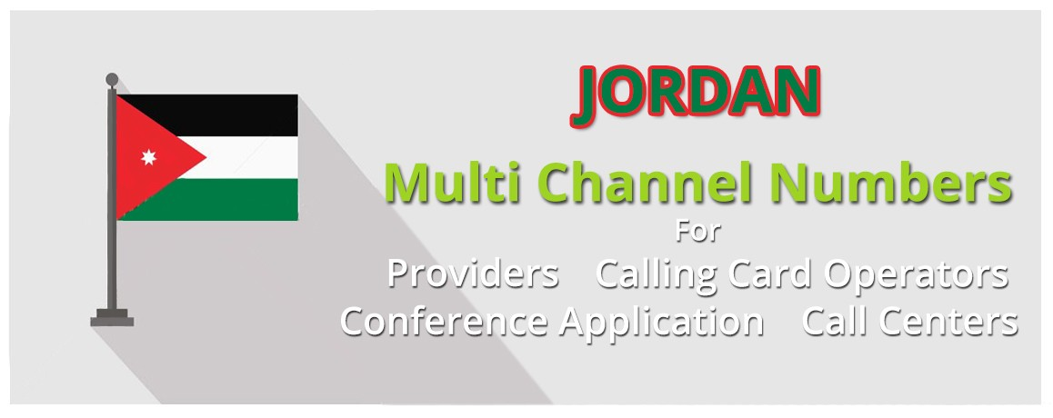 Jordan DID Number| Free forwarding to VOIP ,SIP | Forward to regular phones